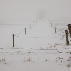 Mist & sneeuw