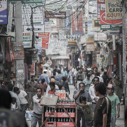 Streetview Nepal