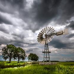 Windmolen, Hauwert