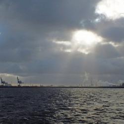 Hoek van Holland 26-12-2012