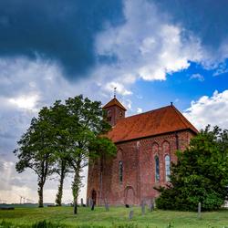 Kerk Woldendorp Oost Groningen