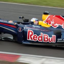 Vettel in Zandvoort