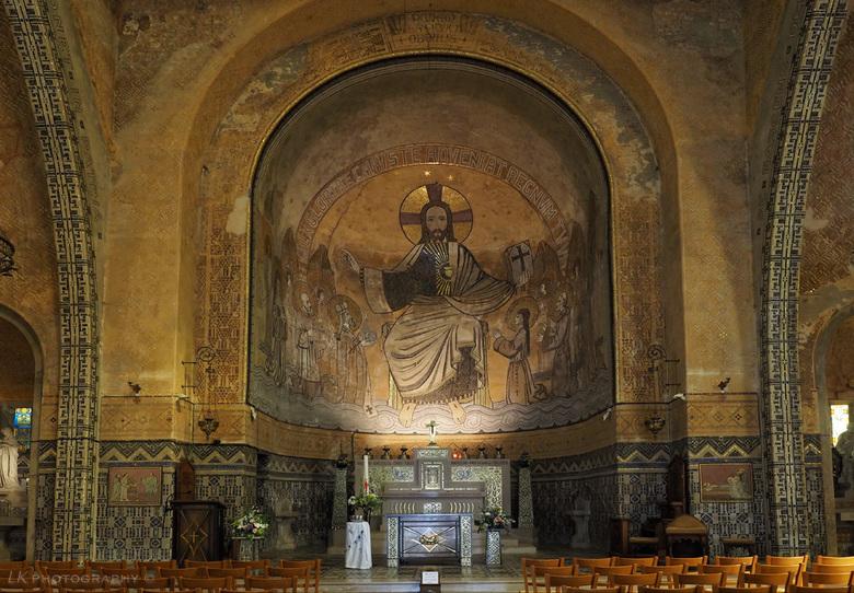 Eglise Saint-Julien de Domfront  -  Église Saint-Julien de Domfront <br /> <br /> <br /> Info:<br /> After a first church built in the 12th centur