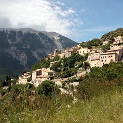 Brantes, Provence, Frankrijk