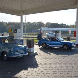 Twee van Ford.