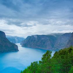 Aurlandfjord - Norway