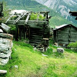 Verlaten dorp