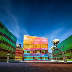 Belasting en UWV kantoor in Almere