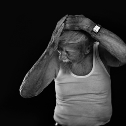 Alzheimer in je hoofd