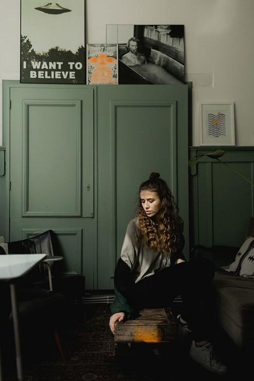 Portrait // Amelie
