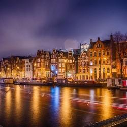 Amstel Kade Amsterdam