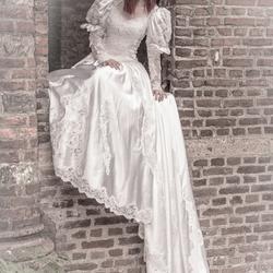 Bruid Silvia