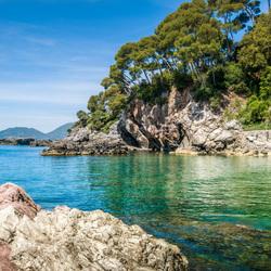 Baai in Italie