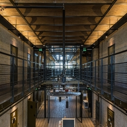 Oude gevangenis Leeuwarden
