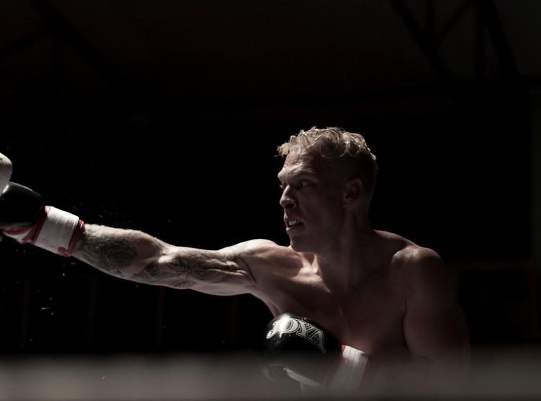 Fight Event d.d. 26-10-2014 - Actiefoto tijdens Fight Event dd 26-10-2014. Event bestond uit Muay Thai, K1 en MMA. <br /> <br /> Eerste keer sport f