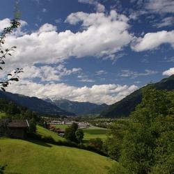 Zillertal te Oostenrijk