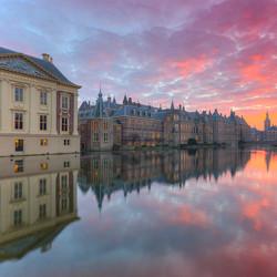 Mauritshuis en Binnenhof