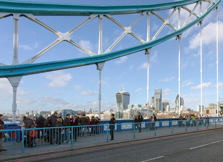 London, Tower Bridge - Towe rBridge