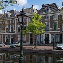 Straatlantaarn in Leiden