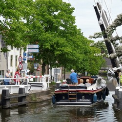 P1440744 Schipluiden  Doorvaart ophaalbrug  16 mei 2017
