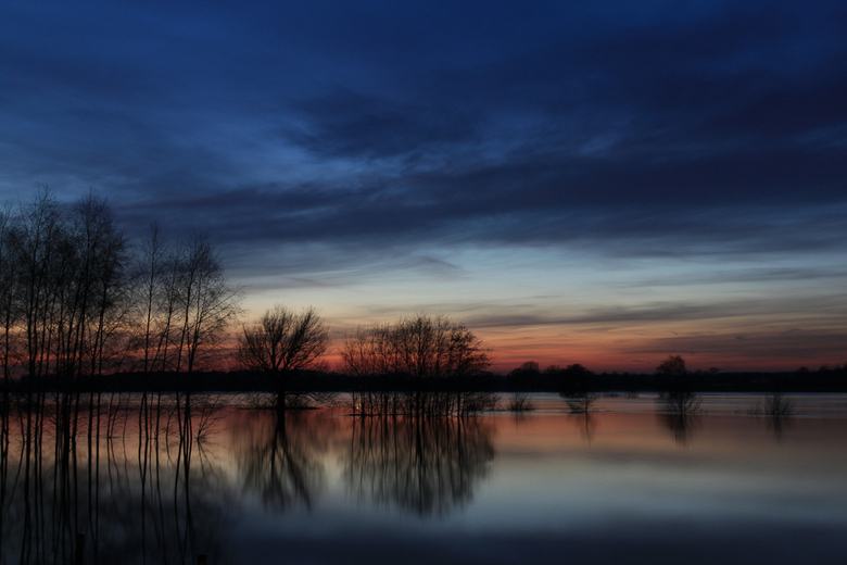 Hoog water in Limburg - Hoog water in Limburg