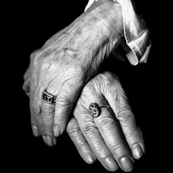 Dames handen