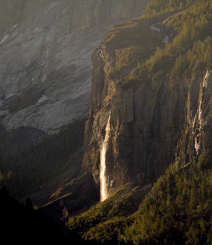 Start of the day - Net terug uit Zwitserland, weer viel tegen maar de ochtenden zijn hier mooi!