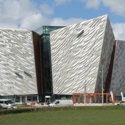 Titanic Experience, Belfast, Ireland