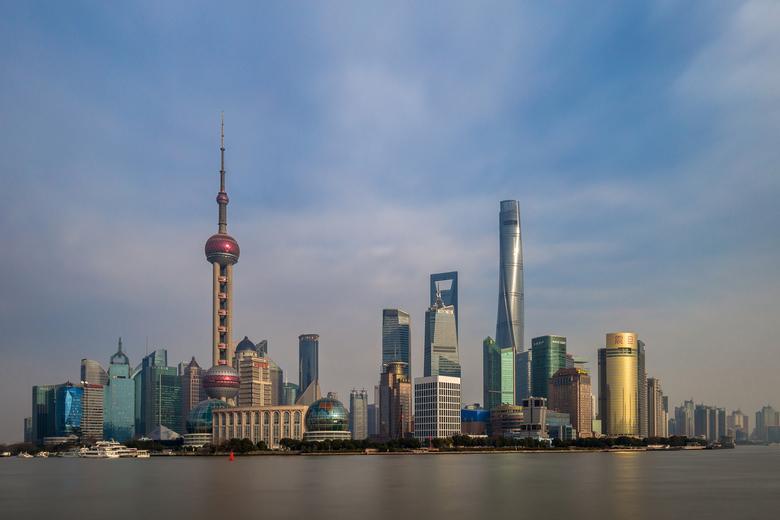 The Bund - Skyline The Bund - Shanghai |China.