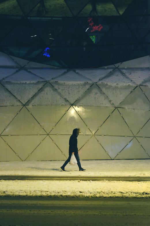 The white walker -