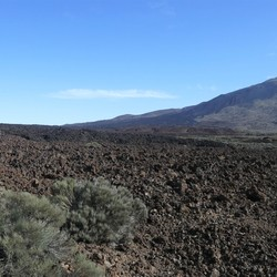 P1060563  Tenerife  SNEL pano tussenstop Pargue El Teide 18 mei 2019