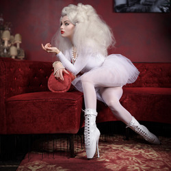 Marly White #1