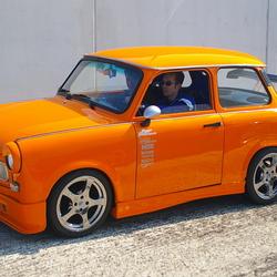 Trabant Turbo