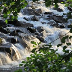 heerlijk geluid van stromend water!