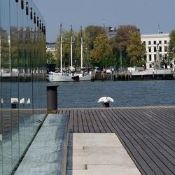 Kijkje op de Veerhaven