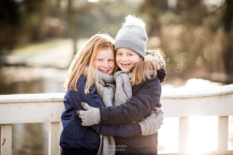 Winter cuddles -
