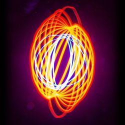 Spiral Lightpainting 1