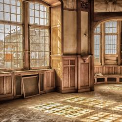 Oud huis in Nieuwpoort
