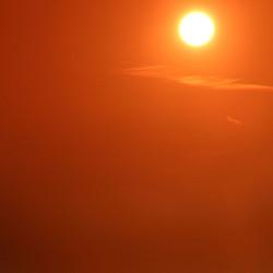 Zonsondergang aan de kust 7