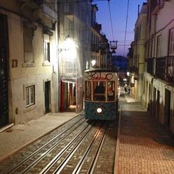 The Bica Funicular Lisboa