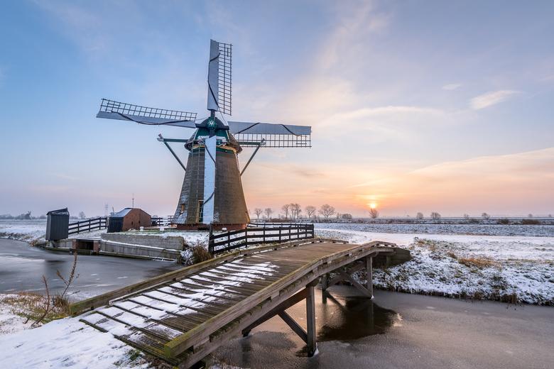 """Hollandse Winter - Hollandser kan het bijna niet... Deze is genomen met de Tamron 10-24mm f/3.5-4.5 Di II VC HLD<br /> <br /> (c)2019 <a href=""""www.m"""