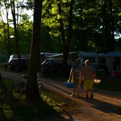 het campingleven