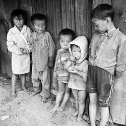 Kinderen in Vietnam