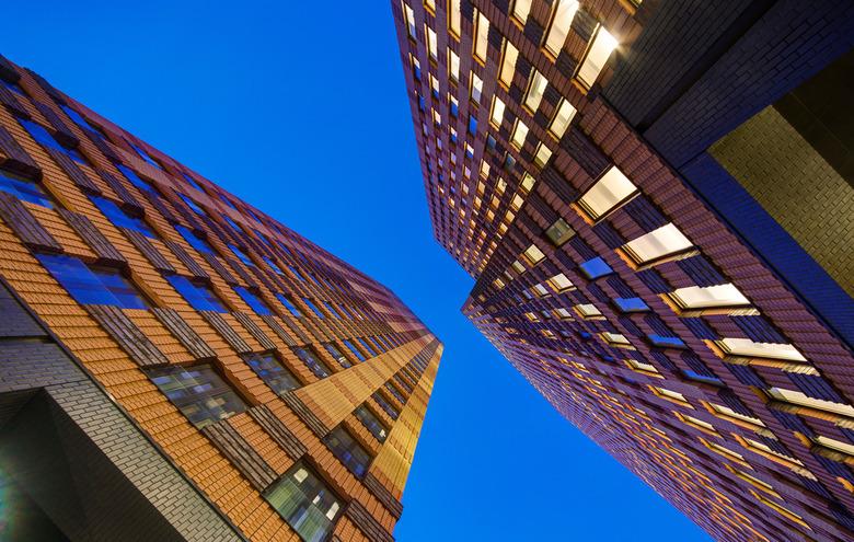 Amsterdam Zuidas - Symphony Towers - Amsterdam Zuidas - Symphony Towers