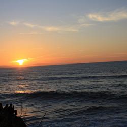 Tanger sunset