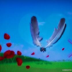 Liefde geeft je vleugels