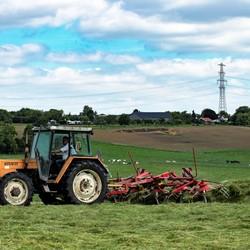 De Boer en zijn Tractor