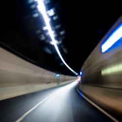 Tunnel beweging