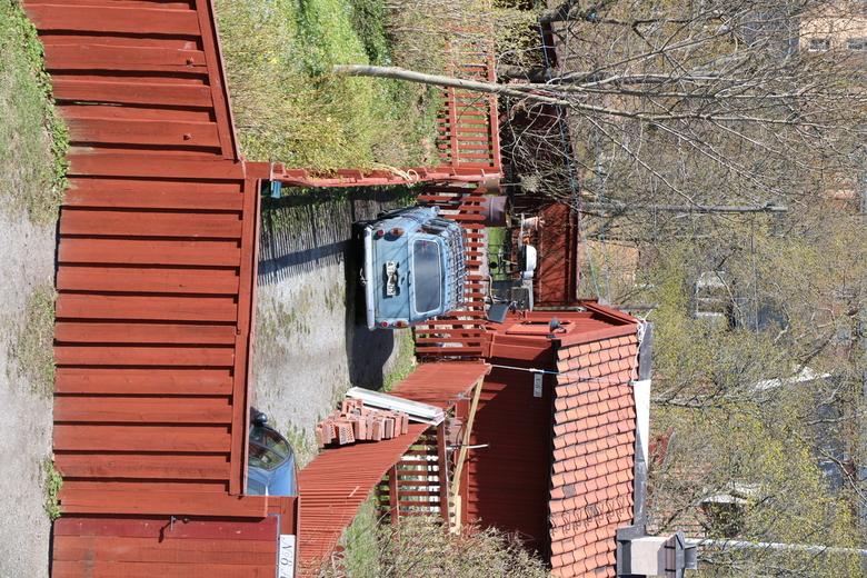 Volvo in Stockholm