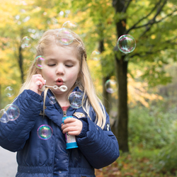 Lets play with bubbles